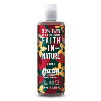 Faith in Nature přírodní šampon BIO Čokoláda 400ml