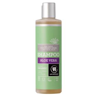 SLEVA 50% EXP. 2/19 Urtekram šampon pro suché vlasy s Aloe Vera 250ml BIO