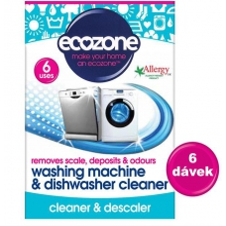 SLEVA 20% POŠKOZENÉ Ecozone čistič myček a praček
