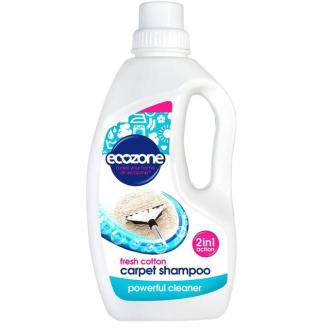 SLEVA 20% POŠKOZENÉ Ecozone šampon na koberce 1l