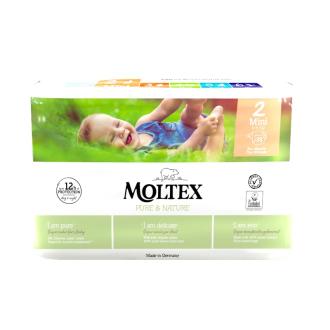 Dětské pleny Moltex Pure & Nature Mini 3 - 6 kg (38 ks)