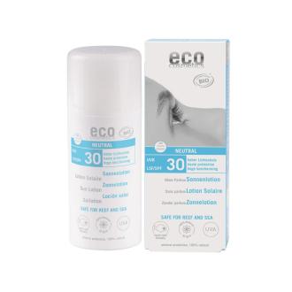 SLEVA 40% EXPIRACE Eco cosmetics dětský opalovací krém 50 SPF 50ml