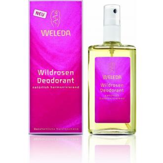 SLEVA 20% EXPIRACE Weleda růžový deodorant 100ml