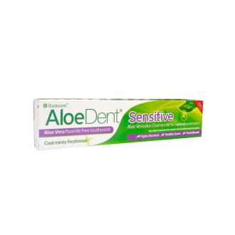Aloe Dent přírodní zubní pasta na citlivé zuby 100ml
