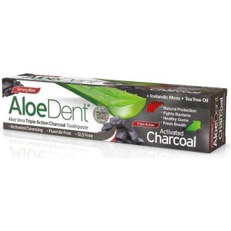 Aloe Dent s aktivním uhlím