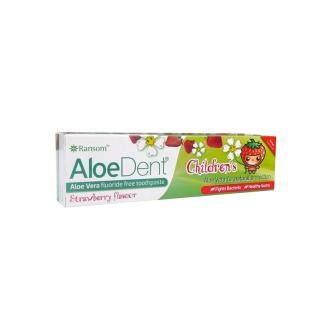 Aloe Dent dětská přírodní zubní pasta bez fluoridu 50ml