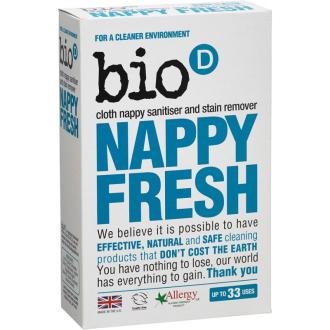Bio-D Antibakteriální přípravek do praní plen NAPPY FRESH 500g