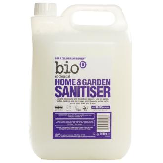 Bio-D antibakteriální čistič pro dům a zahradu (5 l)