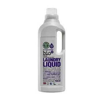 Tekutý prací gel s vůní levandule 1 litr - značka Bio-D - 25 dávek