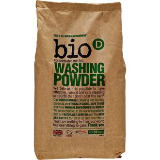 Prášek na praní 2kg (34 dávek) - značka Bio-D