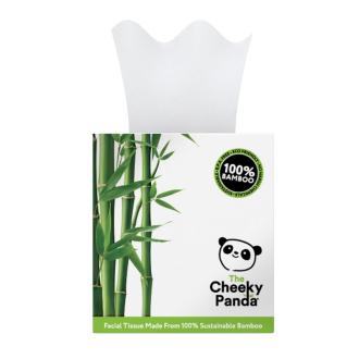 Cheeky Panda kosmetické ubrousky 56ks 3-vrstvé
