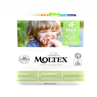 Dětské pleny Moltex Pure & Nature Maxi 7-18 kg 29 ks