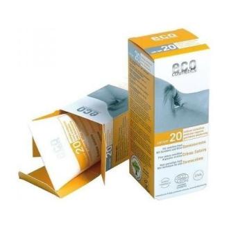 Eco cosmetics opalovací krém 20 SPF , 75ml