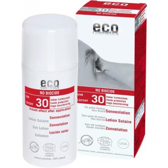 Eco cosmetics opalovací krém 30 SPF s repelentem , 100ml