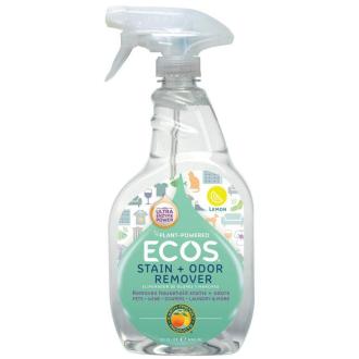Ecos odstraňovač skvrn a zápachu - citrus  500ml