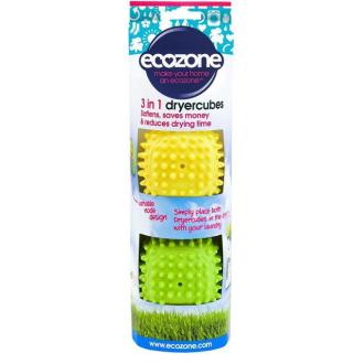 Ecozone Cubes pro sušičky prádla (2 ks)