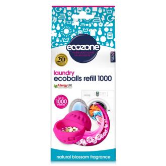 Ecozone Ecoballs - květiny - náhradní náplň 1000 praní