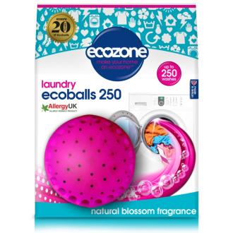 Ecozone Ecoballs 250 praní - Květinová vůně