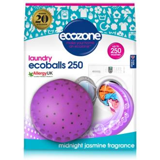 Ecozone Ecoballs 250 praní - jasmínová vůně