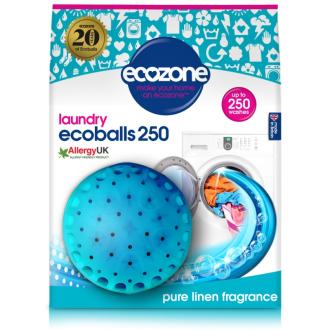 Ecozone Ecoballs 250 praní - Pure