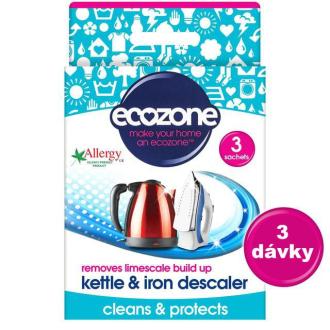 Ecozone kys. citronová na čištění varných konvic a žehliček