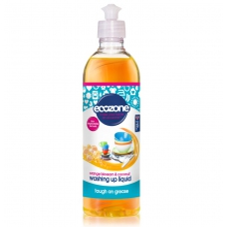 Ecozone na ruční mytí nádobí pomeranč a kokos 500ml