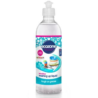 Ecozone na ruční mytí nádobí Sensitive 500ml