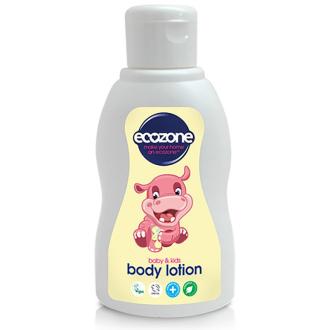 Ecozone přírodní dětské tělové mléko Bio 200ml