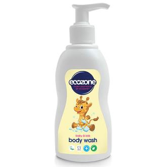 Ecozone přírodní dětský mycí gel Bio
