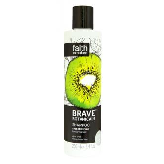Faith - BRAVE přírodní šampon Kiwi/Limeta pro větší lesk