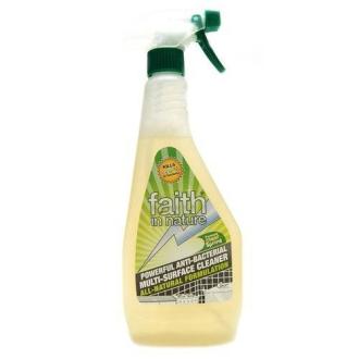 Faith přírodní antibakteriální čistič povrchů ve spreji 500ml