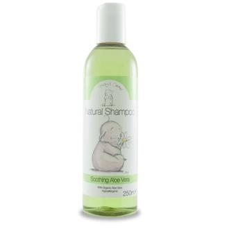 Faith in Nature přírodní dětský šampon - BIO Aloe Vera 250ml HYPOALERGENNÍ