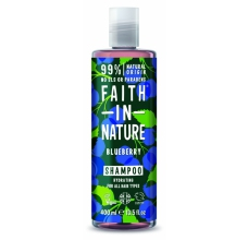 Faith in Nature Borůvka šampon 400ml