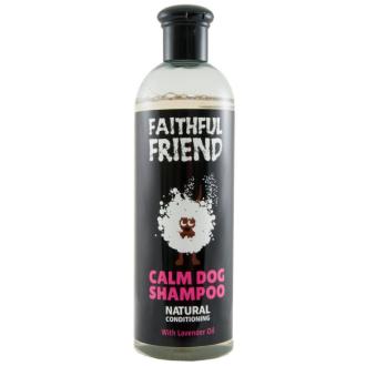 Faith in Nature - Calm Dog - přírodní levandulový šampon 400ml