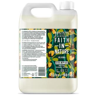 Faith in Nature jojobový šampon 5l