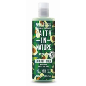 Faith in Nature přírodní kondicionér s avokádovým olejem 400ml