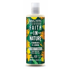 Faith in Nature Kurkuma & Citron kondicionér 400ml