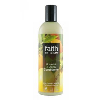 Faith in Nature přírodní kondicionér BIO Grapefruit&Pomeranč 250ml