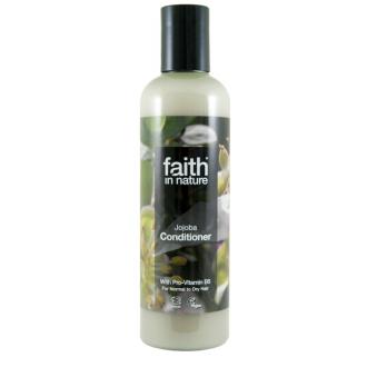 SLEVA 50% EXPIRACE Faith in Nature přírodní kondicionér s jojobovým olejem 250ml