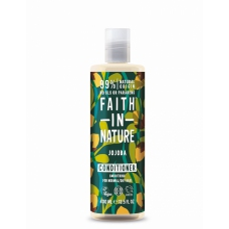 Faith in Nature přírodní kondicionér s jojobovým olejem 400ml