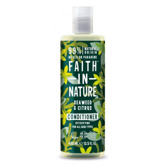Faith in Nature přírodní kondicioner s mořskou řasou 400ml