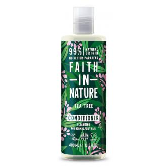 Faith in Nature přírodní kondicioner TeaTree 400ml
