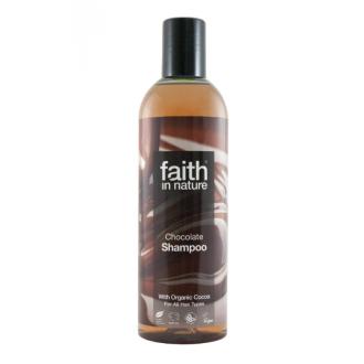 Faith in Nature přírodní šampon BIO Čokoláda 250ml