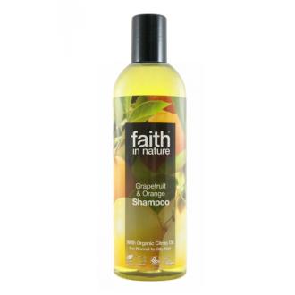 Faith in Nature přírodní šampon BIO Grapefruit&Pomeranč 250ml