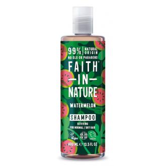 Faith in Nature přírodní šampon BIO vodní meloun 400ml