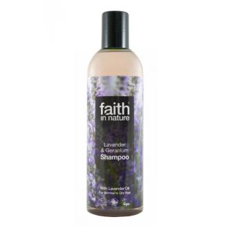 Faith in Nature přírodní šampon Levandule 250ml