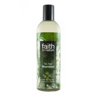 Faith in Nature přírodní šampon TeaTree 250ml