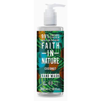 Faith in Nature tekuté mýdlo s kokosovým olejem