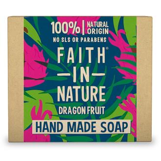 Faith in Nature tuhé mýdlo dračí ovoce 100g