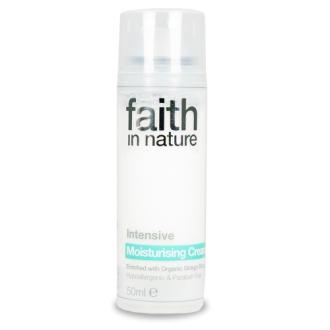 Faith in Nature přírodní intenzivní hydratační krém 50 ml (hypoalergenní)